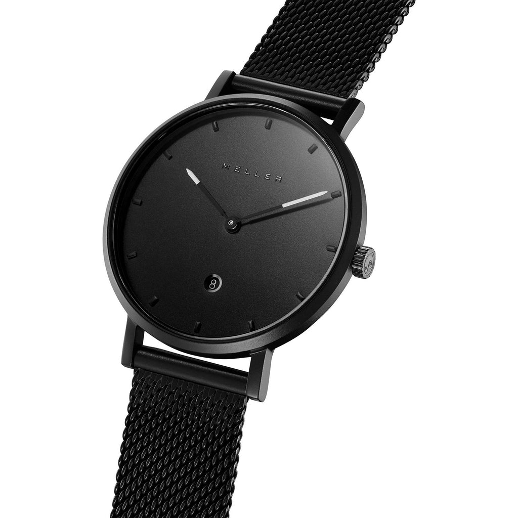 MELLER ASTAR ALL BLACK W1N-2BLACK