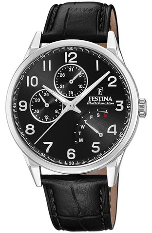 FESTINA Chronograph Stainless Steel Bracelet F20343/A