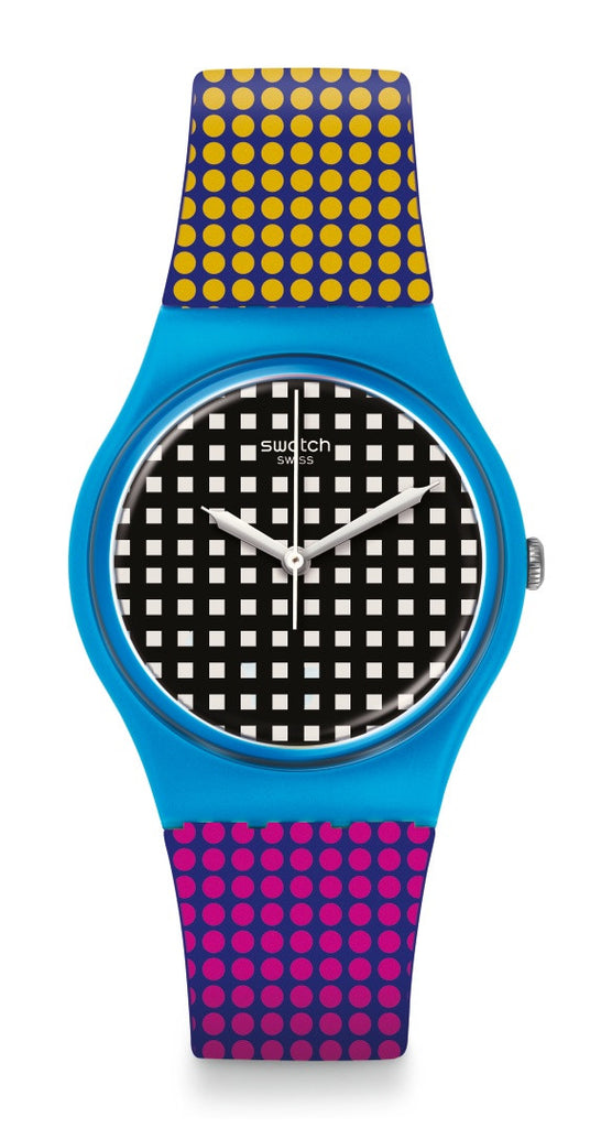 SWATCH BEHIND WALL GS146