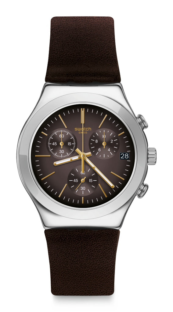 SWATCH BROWNFLECT YCS600