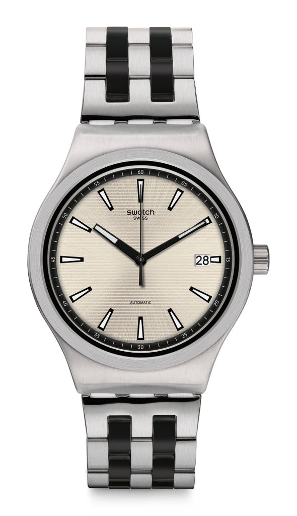 SWATCH SISTEM SILVERLINE Automatic YIS424G