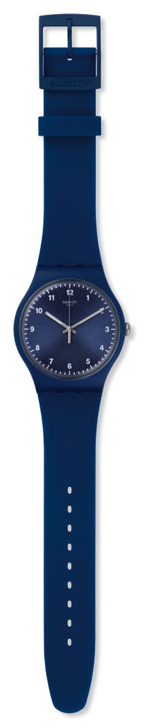SWATCH MONO BLUE SUON116