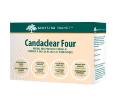 Seroyal-Genestra- Candaclear Four - 30 Pills