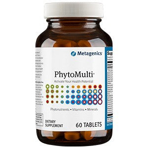 Metagenics- PhytoMulti Without Iron - 60 Tablets