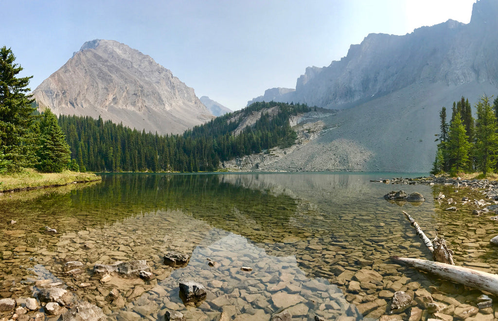 Explore Banff Hike Along - Chester Lake - Kananaskis