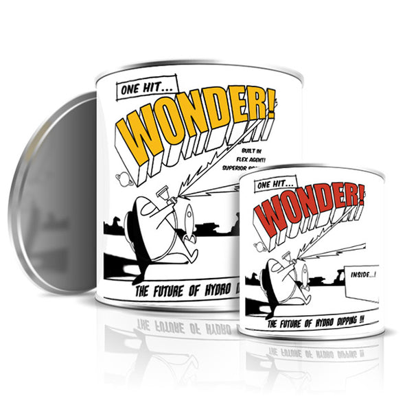 One Hit Wonder | OHW Paint - The Best Paint for Hydrographics