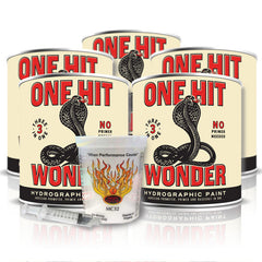 One Hit Wonder Paint Mix Kit for Hydrographics