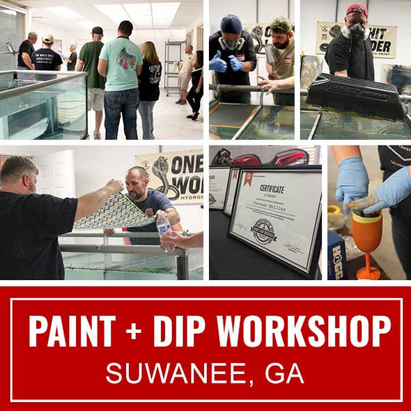 OHW Paint and Dip Class