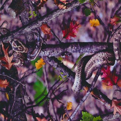 Snake Woods Camouflage Hydrographic Film
