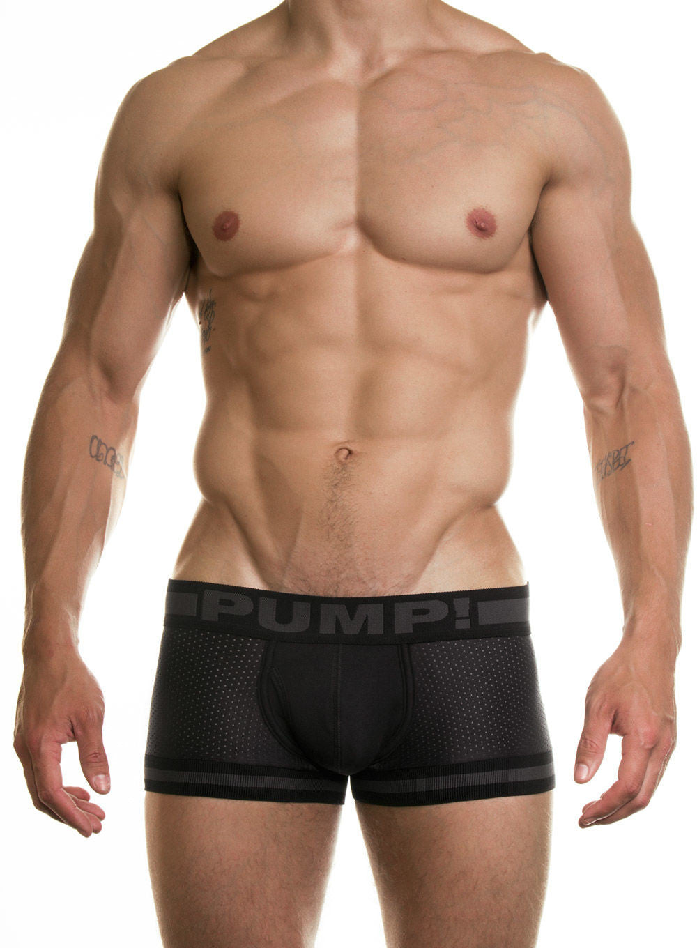 Pump Black Ninja Boxer