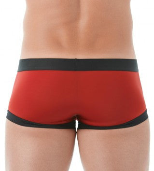 Push Up 2.0 Boxer Brief Red