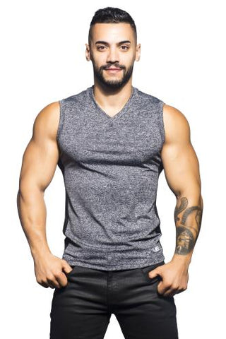 Vibe Gym & Workout Sleeveless V-Neck