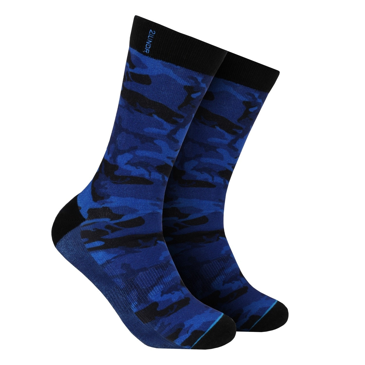2UNDR Crew Socks - Night Camo