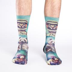 Animal Astronauts Active Fit Socks