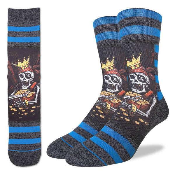 Buried Treasure Active Fit Socks