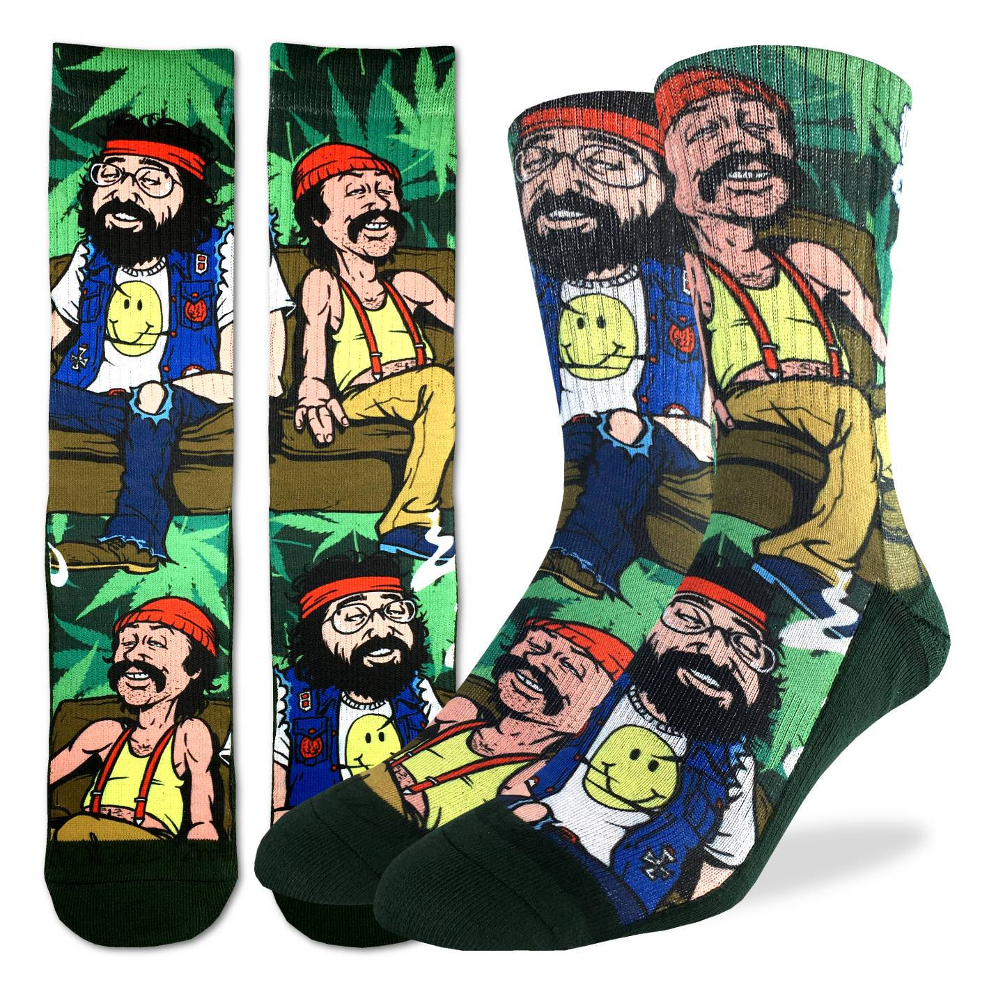Cheech and Chong Stoner Socks