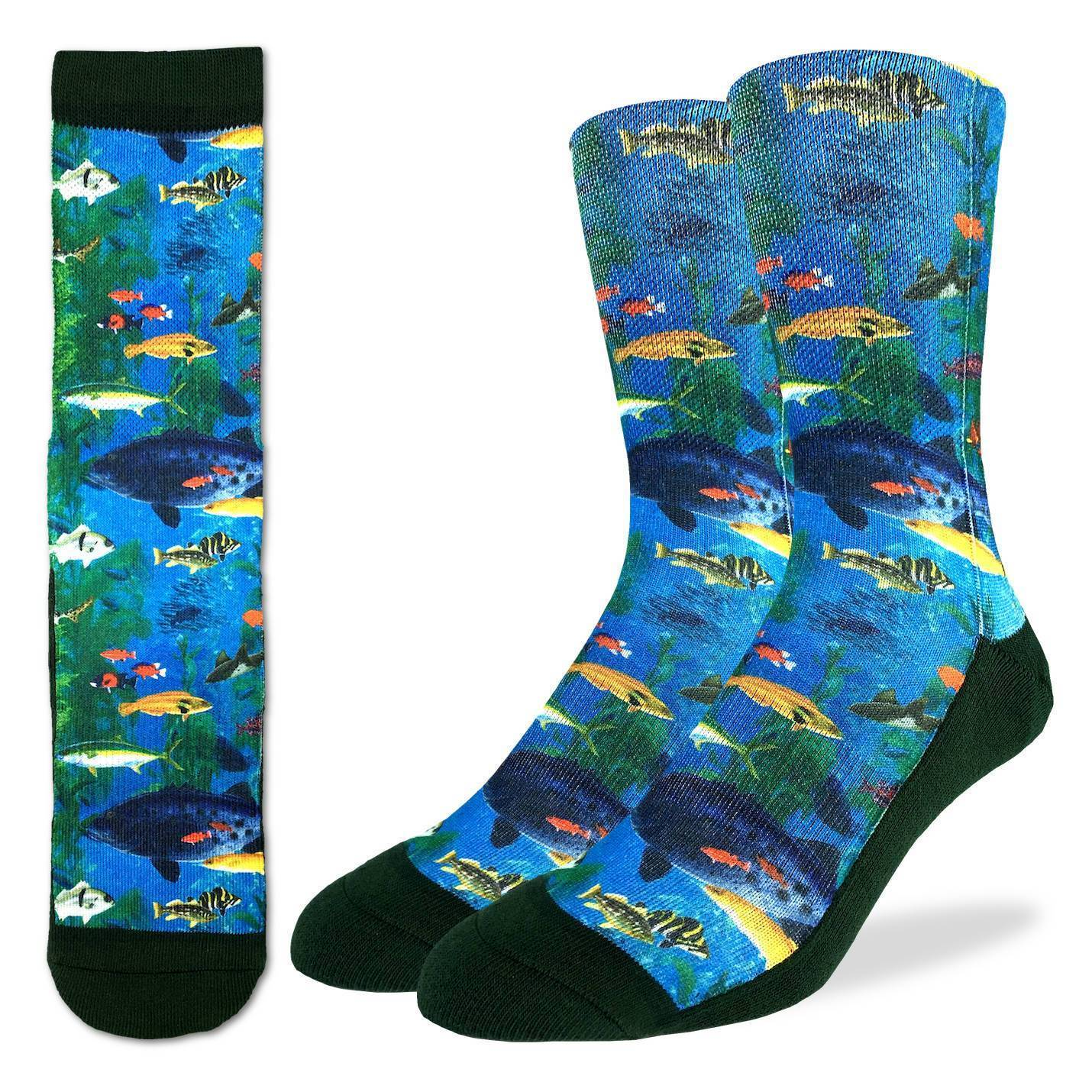 Good Luck Socks  Aquarium Fish