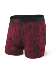 "Vibe Boxer Modern Fit 5"" Knockout Red"