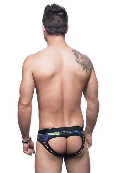 Massive City Palms Air Jock