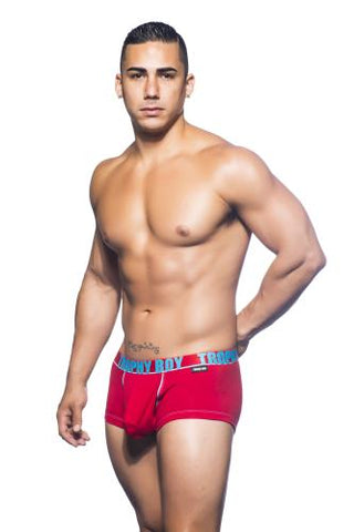 Trophy Boy Boxer Red