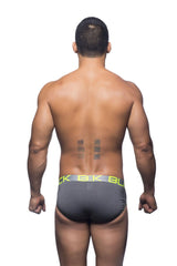 Black Collection Strip Brief