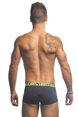 Andrew Christian Fly Tagless Boxer - Navy