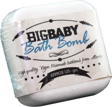 Big Baby Men's Bath Bomb