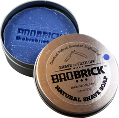Bro Brick Barber Shop Shave Soap