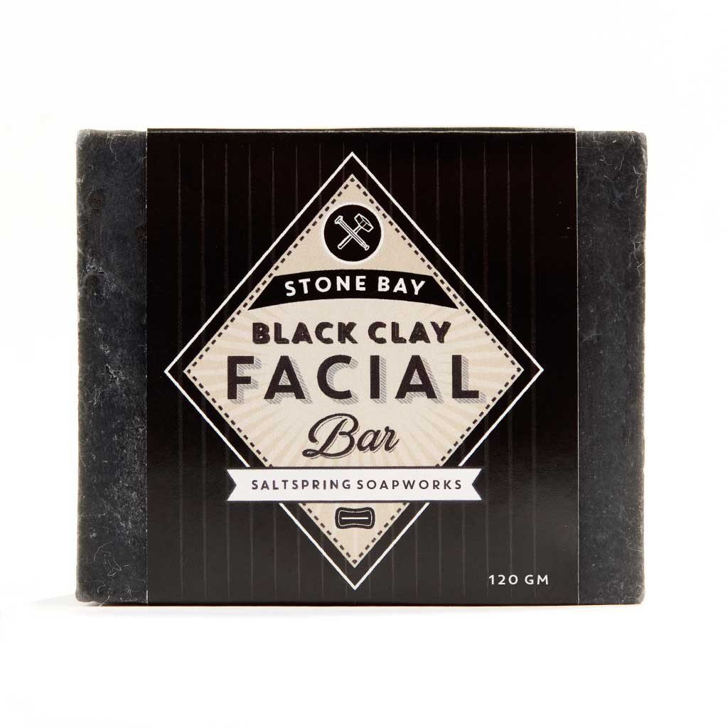 Neroli Black Clay Facial Bar