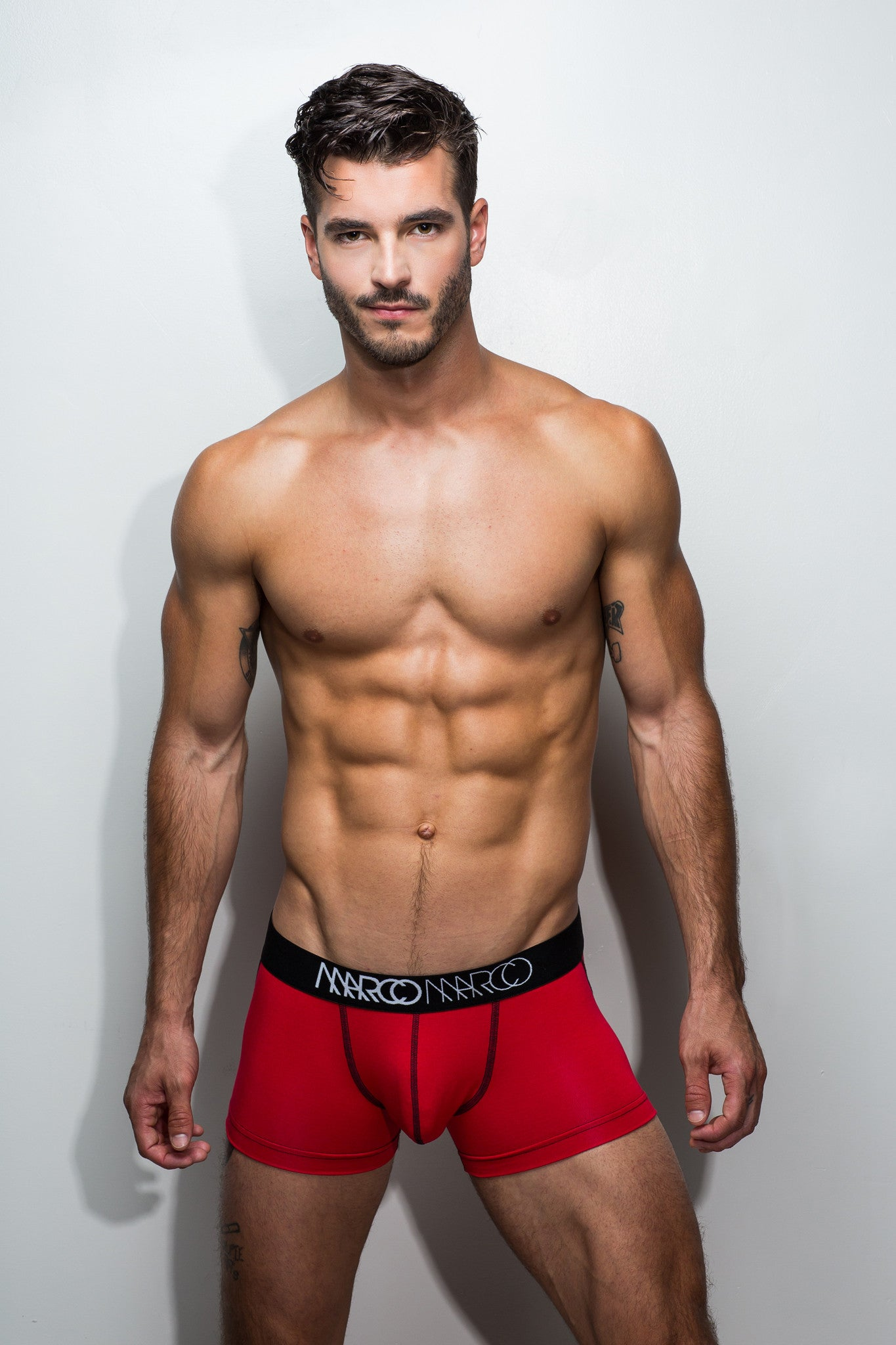Essential Boxer Brief - Red