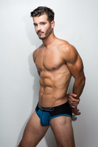 Essential Brief Cerulean