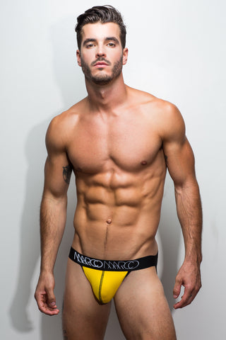 Essential Jockstrap Yellow