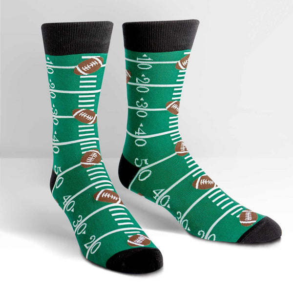 Get a touchdown with these Football socks