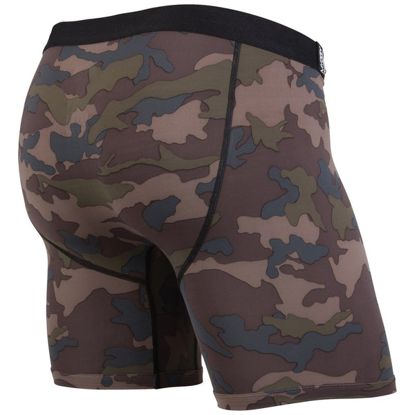 Icefil Dark Camo Boxer Brief