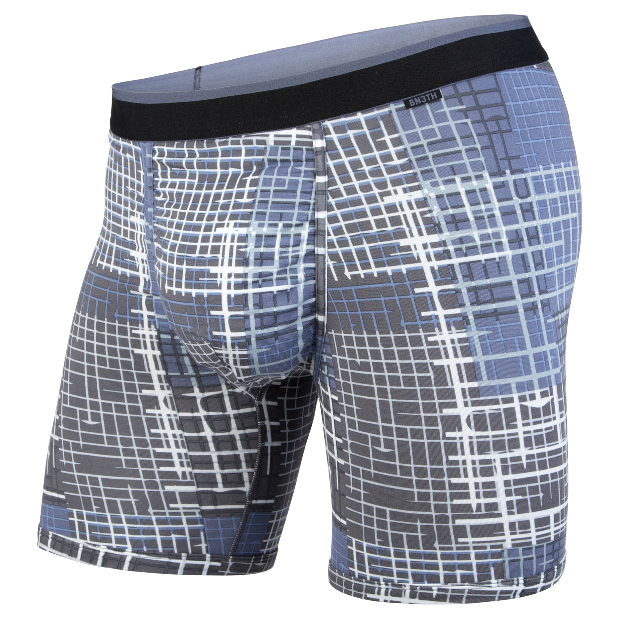 Classic Boxer Brief Brooklyn Grid
