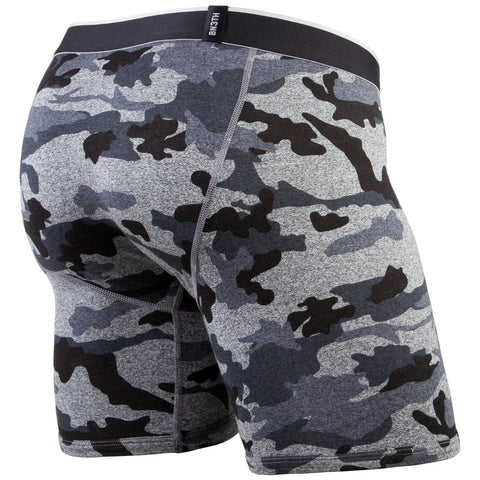 BN3TH Classic Boxer Brief Heather Camo