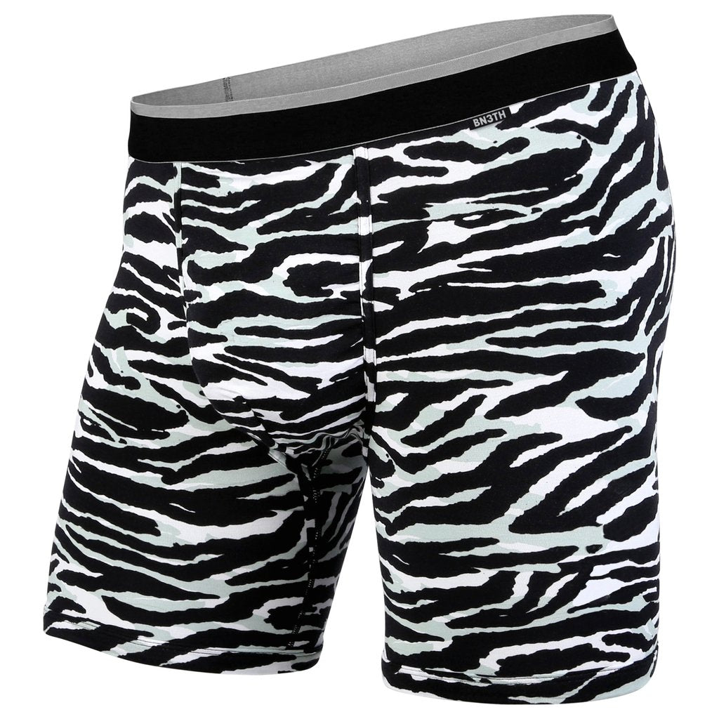 BN3TH Classic Boxer Brief - Tiger Stripe Black