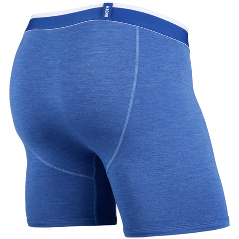 BN3TH Classic Boxer Brief Blue Heather White