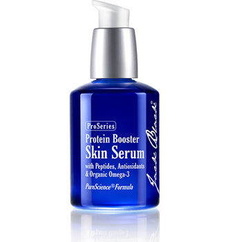 Protein Booster Skin Serum with Peptides, Antioxidants & Organic Omega-3
