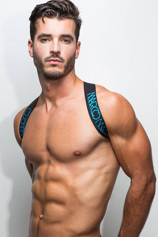 Marco Marco Harness Blue