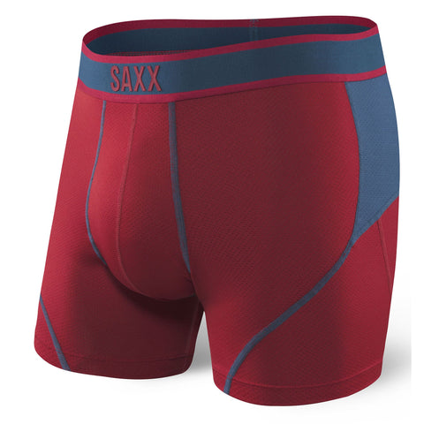 "Kinetic Boxer 5"" Blue Red"