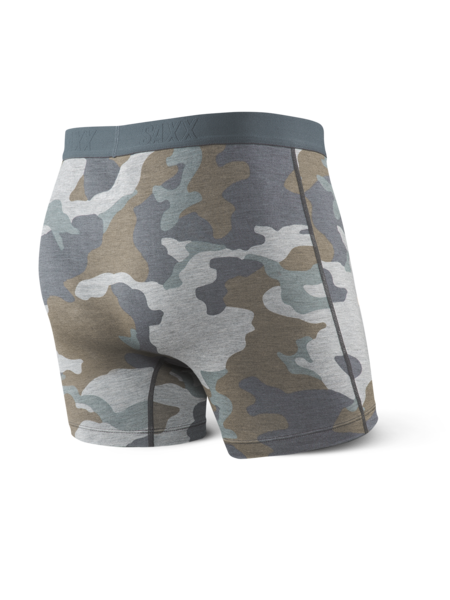 "Vibe Boxer Modern Fit 5"" Grey Supersize Camo"