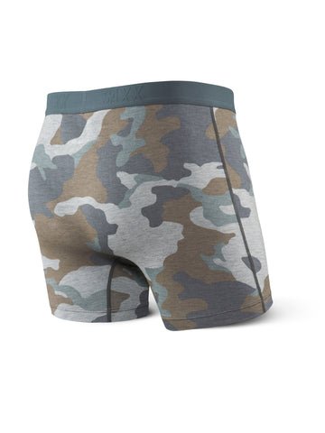 Saxx Vibe - Supersized Grey Camo