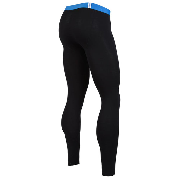 Weekday Long Johns Black Blue