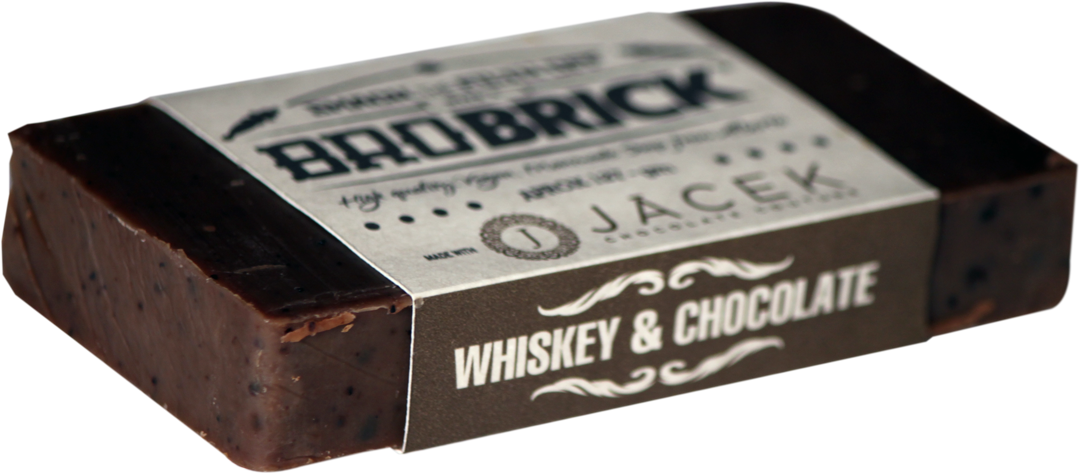Whiskey and Chocolate Soap