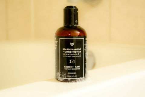 Beard Shampoo & Conditioner, Bergamot & Ylang