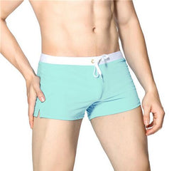 Olsoto Swim Trunks - Cyan