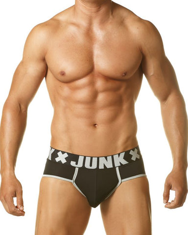 Junk Burn Brief Black