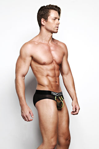 Commander Mesh Back Brief