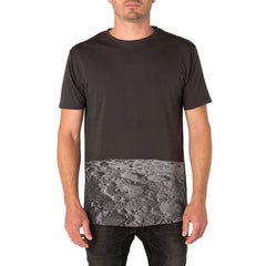 Pull-In Men's Tshirt - Moon